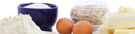 Glutenfrei kochen und backen mit www.glutenfreie-ernaehrung.com